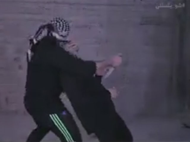 """Видеокурс в арабском сегменте интернета: """"Как правильно зарезать еврея"""""""