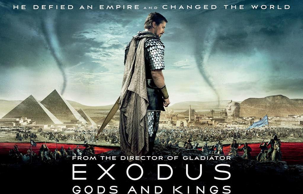 """""""Исход: Цари и боги"""" или как испортить фильм про Моисея"""