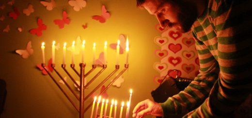 Мессианская Ханука в Виннице: шаббат ВЕМО и молодежный Маккаби-клаб. ФотоМаккаби-клаб