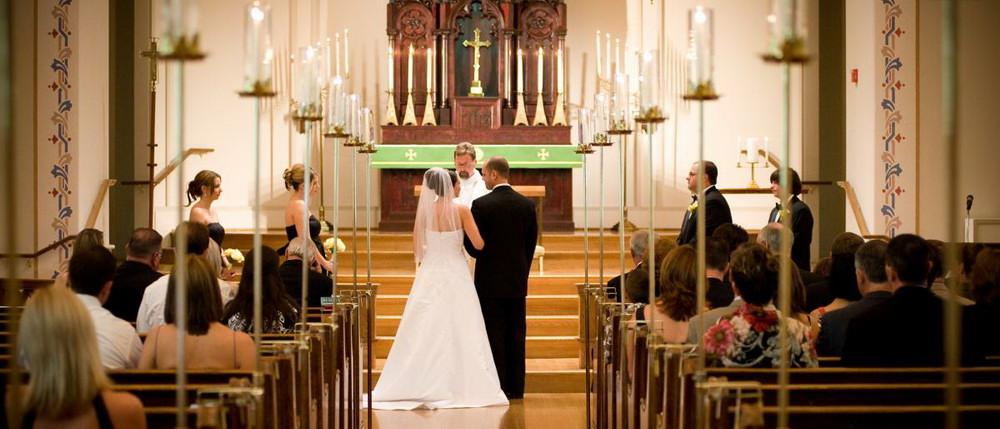 брак для отражения нашего союза со Христом