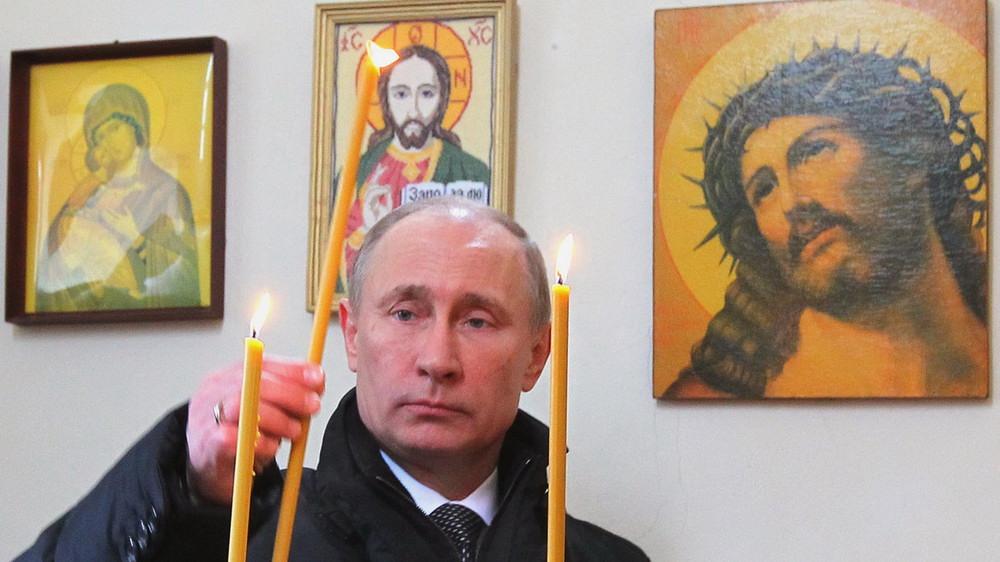 Почему русские евангельские христиане благодарят Бога за Путина?