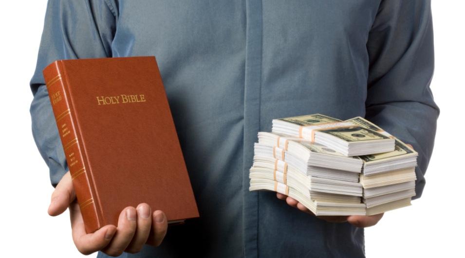 Отличия коммерческого христианства от библейского