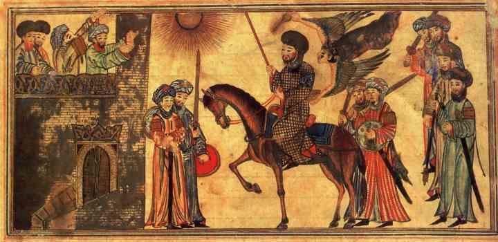 Как Мухаммед с евреями поссорился