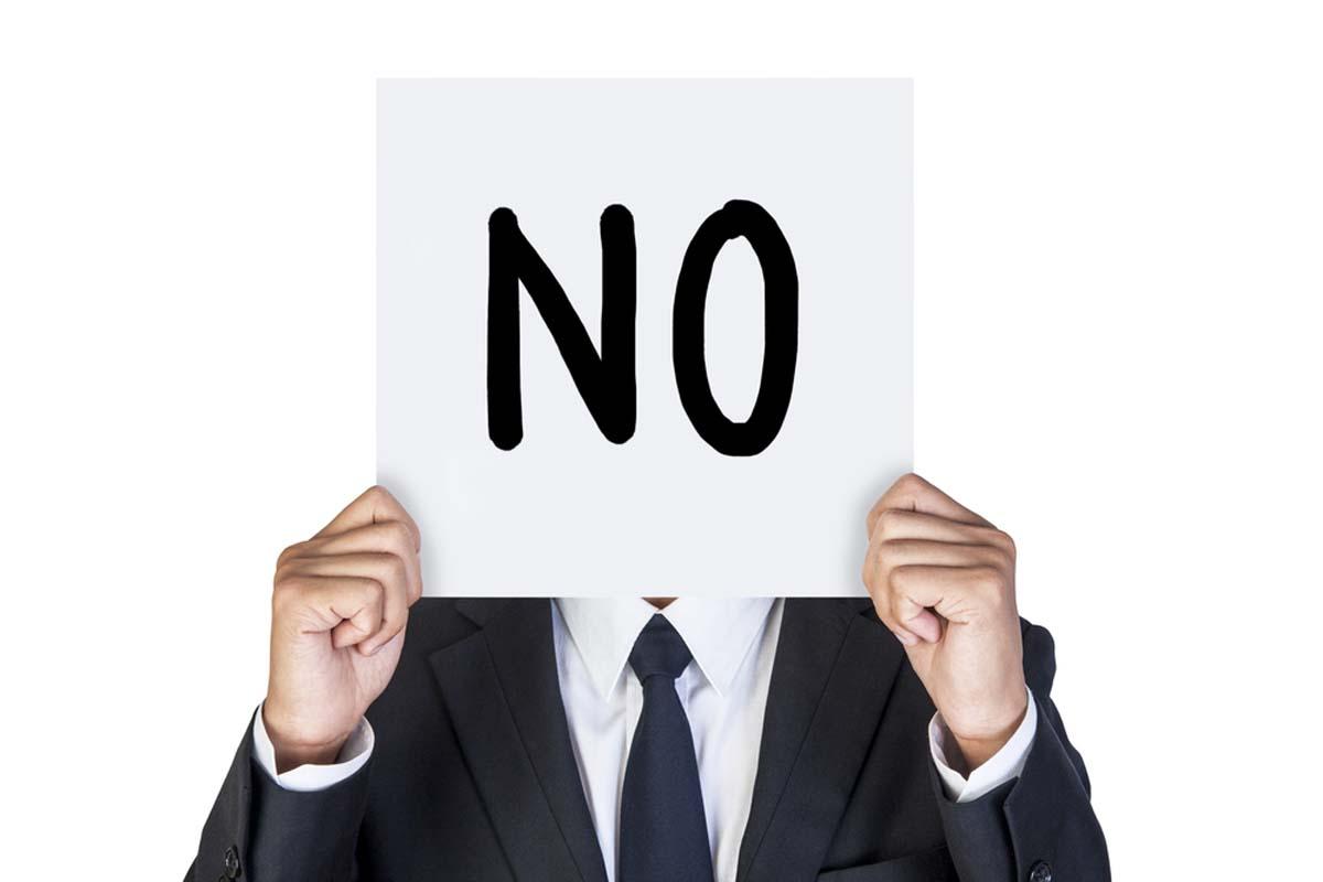"""Семь причин, почему лидеры иногда должны говорить """"нет"""""""