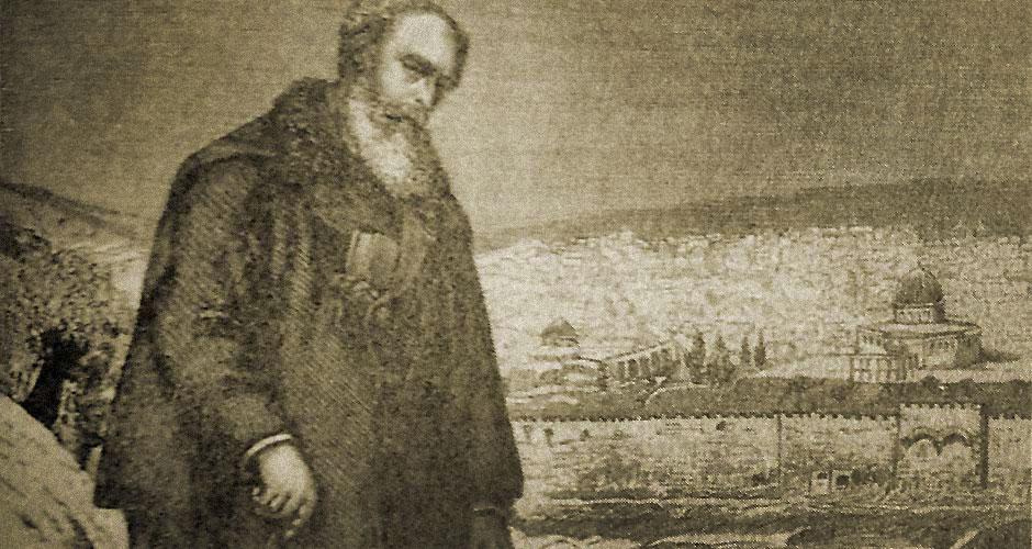 """Иосиф Рабинович: проповедь """"Рыжая телица"""""""