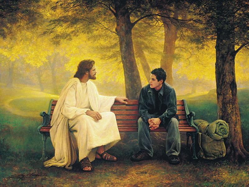 Семь меняющих жизнь вопросов, которые задавал Иисус