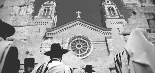 Евреи и неевреи - тайна единства