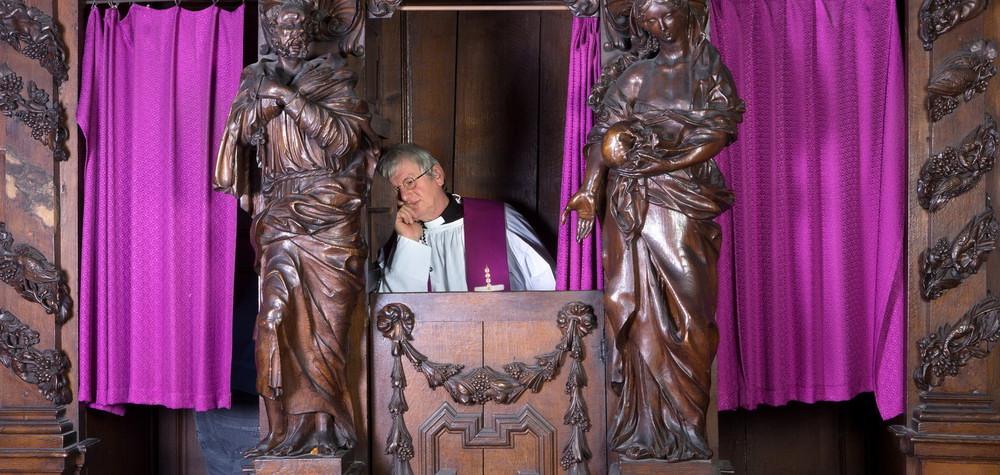 Исповедь «сломанного» лидера церкви