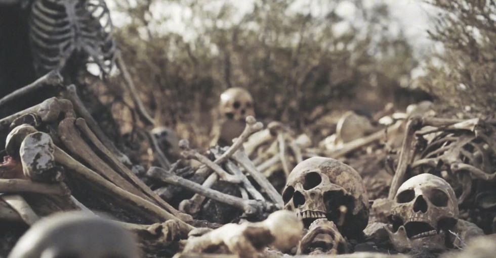 сухие кости