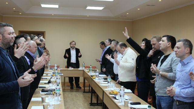 Борис Грисенко повторно избран заместителем председателя Украинского Межцерковного Совета