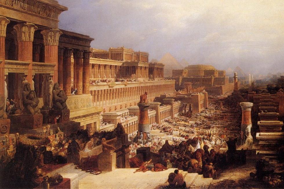 Песах - праздник избавления евреев от рабства