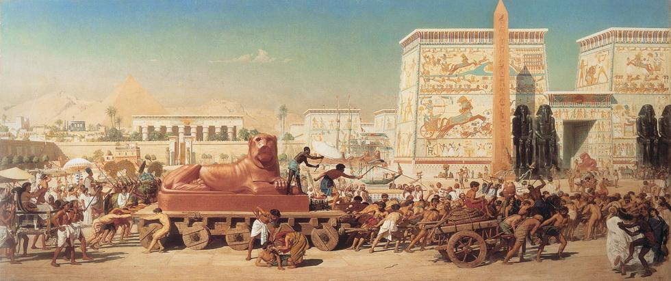 рабство в Египте
