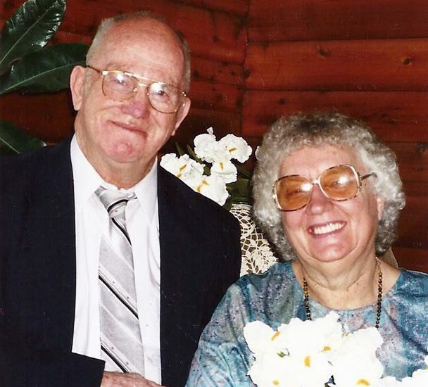 Эдди Оган и её муж Фил