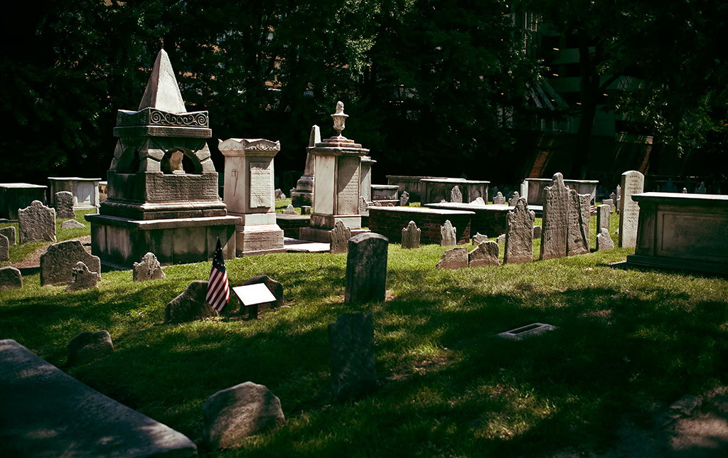 Библейское богословие погребения