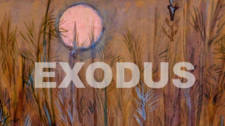 "Клип-слайдшоу ""EXODUS. Let my people go!"""