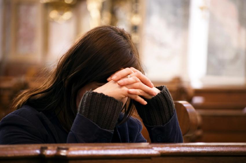 А вы молились за лидеров вашей церкви?