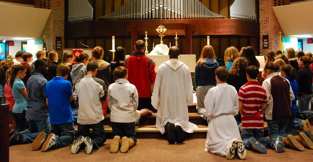 Родители пренебрегают участием своих детей в церковной жизни