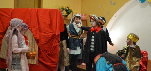 Пурим-2015 в шаббат-школе КЕМО