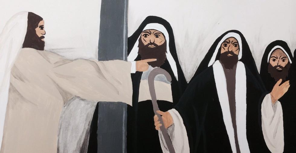 иудеи и Иисус