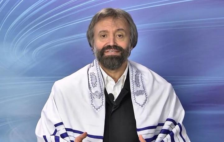 Поздравление Бориса Сауловича Грисенко с Песахом