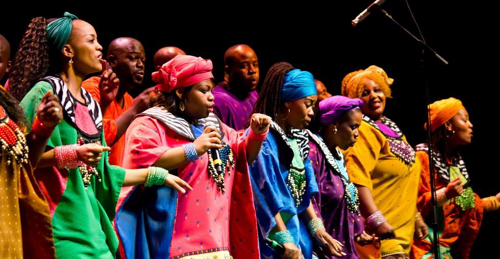 афро-американские церкви