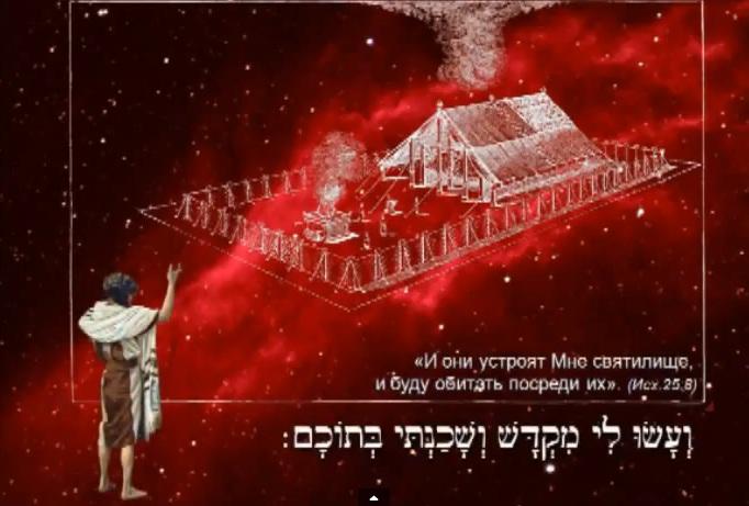 Святилище - Мишкан и Микдаш