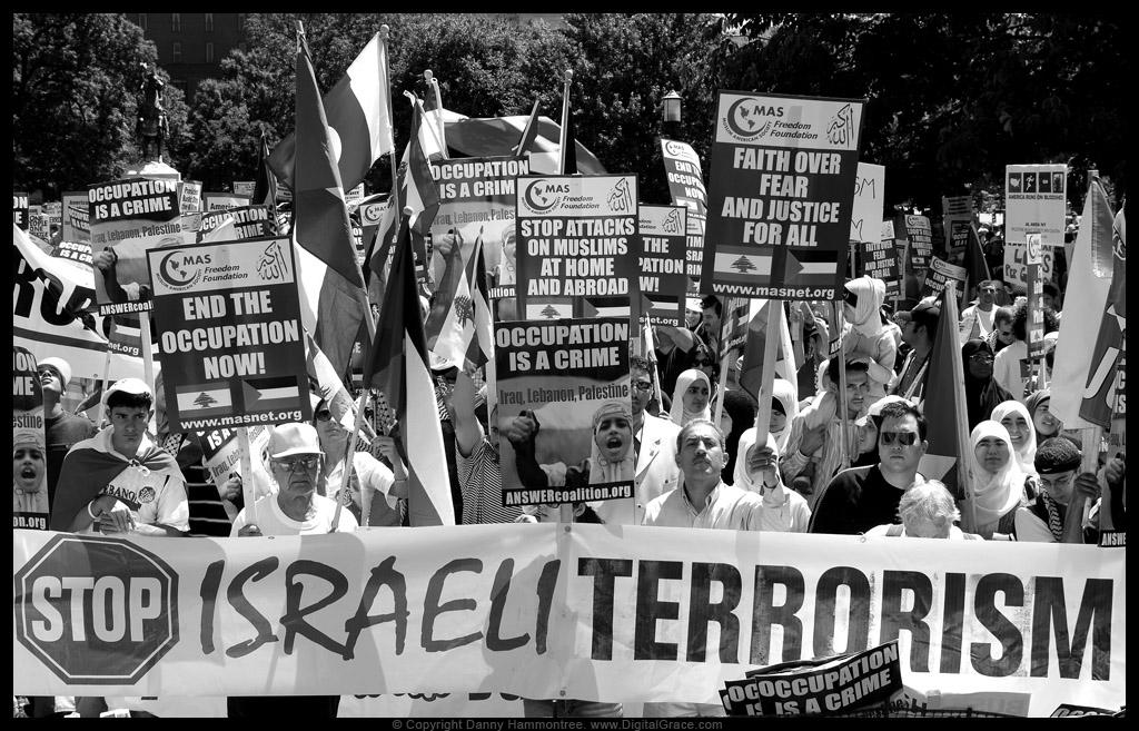 антиизраильские протесты