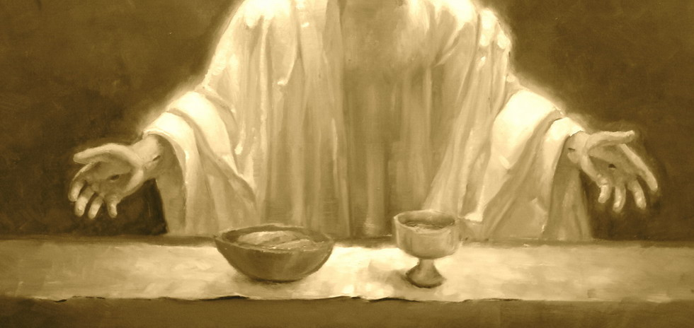 Пир в Божьем доме