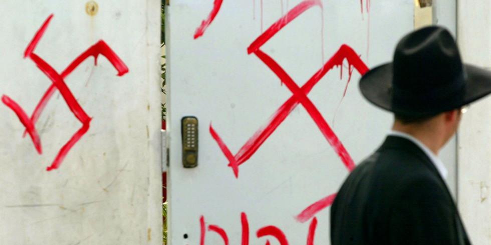 Пол Вилбур: личный взгляд на антисемитизм