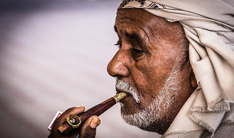 старый араб