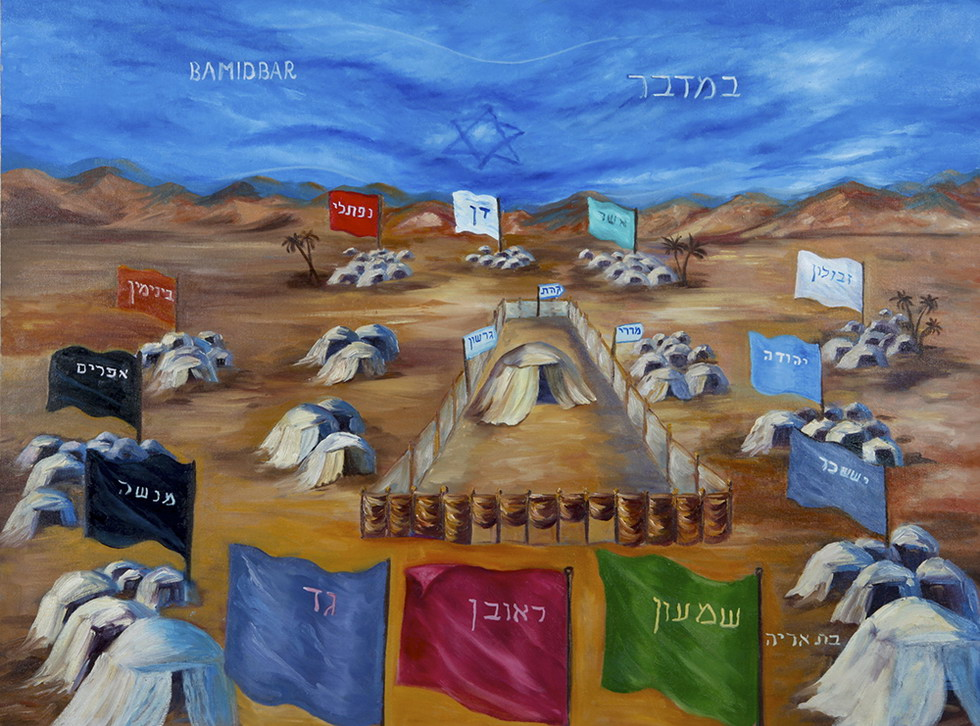 стан Израиля
