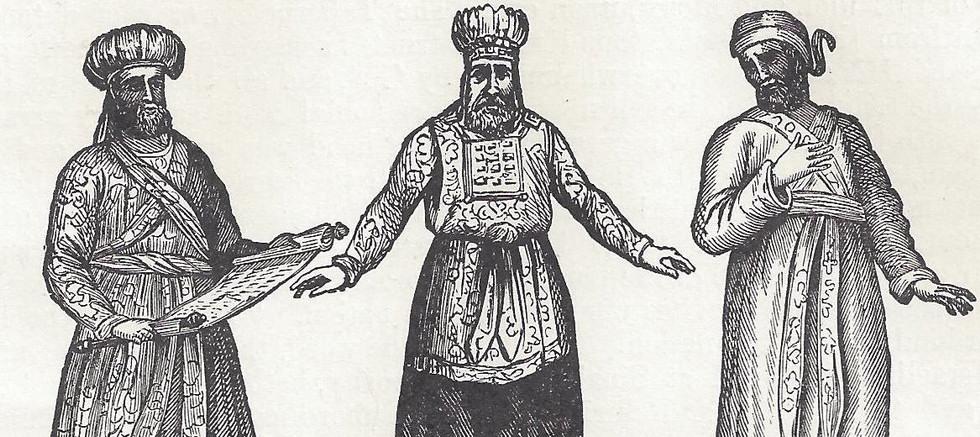 священники и левиты