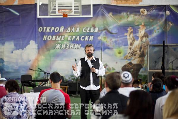 Борис Грисенко о роли мессианских общин