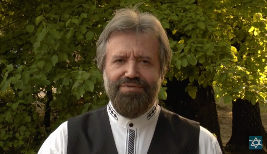 Поздравление с Шавуот от Бориса Грисенко