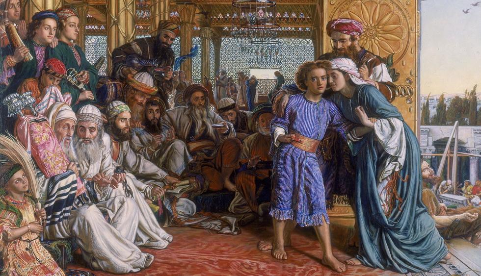 Иисус в Храме