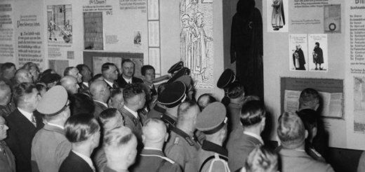 Ученые: немцы, чье детство пришлось на период нацизма, хуже других относятся к евреям