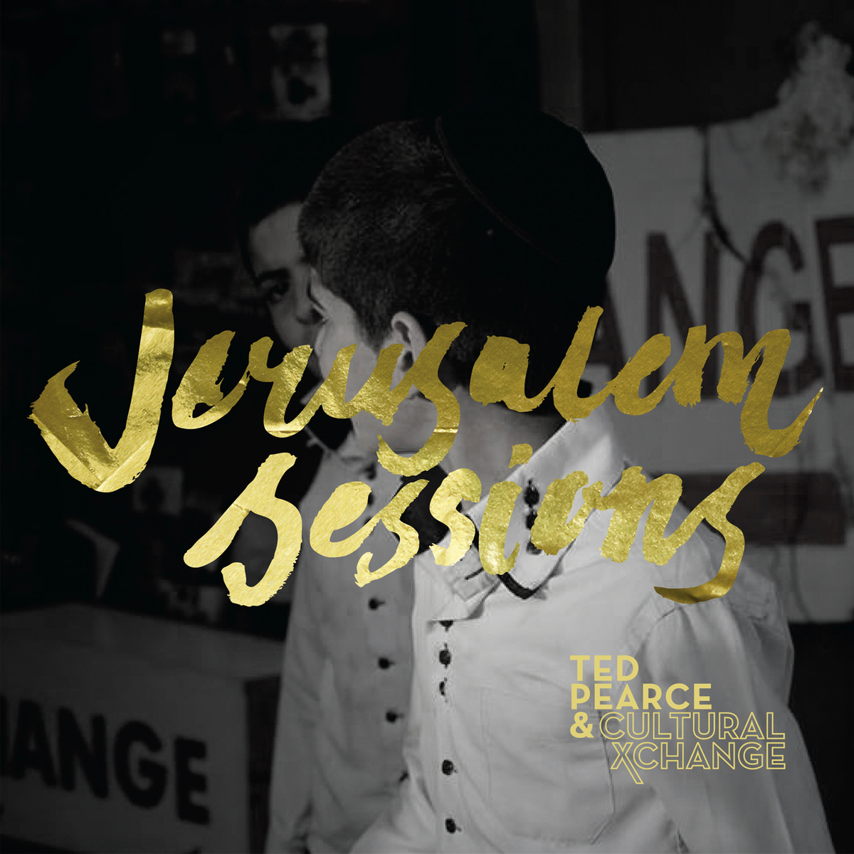 Ted Pearce - Jerusalem Sessions (2015)