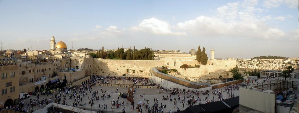 посетить Израиль