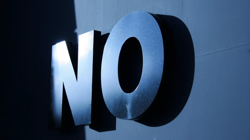 """Когда церкви говорят """"Нет!"""""""