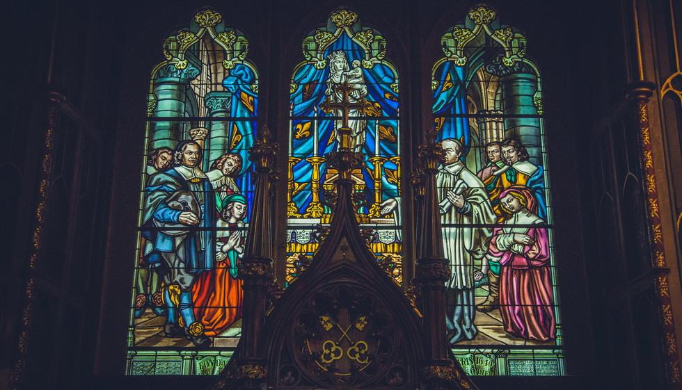 Tony Webster - Notre-Dame Basilica of Montreal