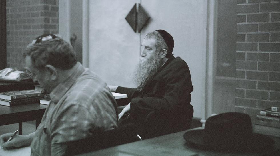 Akiva Shapero - Chasid