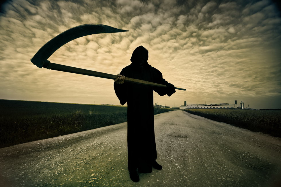 Не избегайте смерти