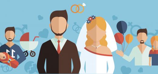 Пять мифов о браке