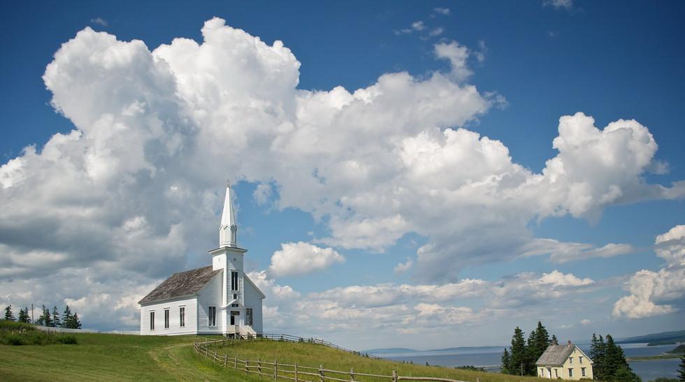 Опасность поисков идеальной церкви