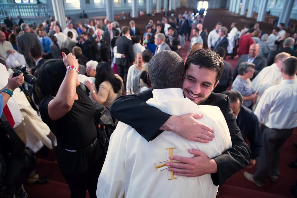 Как пастору отвечать на слова ободрения после проповеди?