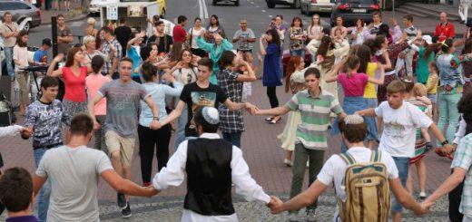 Эрев-шабаты на Подоле в Киеве: история длиною в лето
