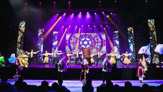 Второй Международный Фестиваль еврейской музыки и танца в Киеве. Фото