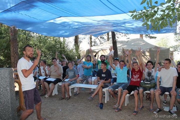 Пятая Молодежная Молитвенная школа в Бердичеве состоялась