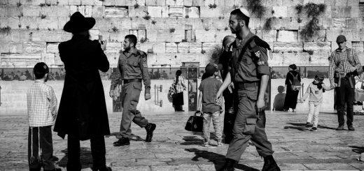Ден Джастер: Взгляд из Иерусалима