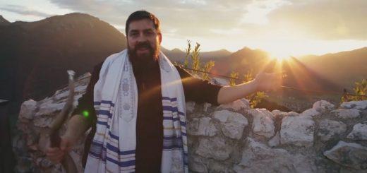 Раби Шимон Поздырка: Поздравление с Рош а-Шана (видео)